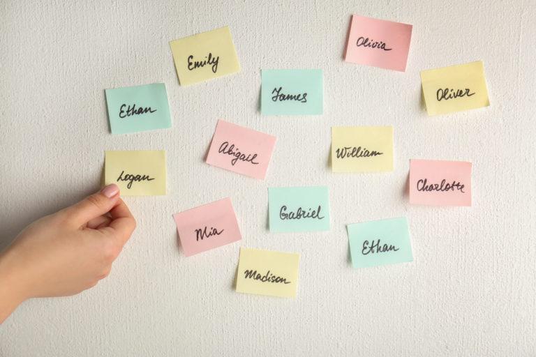translating names